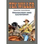 Tex Willer suuralbumi 32 - Hirmumyrsky iskee Galvestoniin