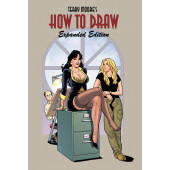 Terry Moore's How to Draw - Expanded Edition