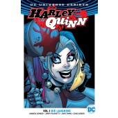 Harley Quinn 1 - Die Laughing