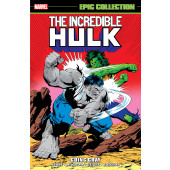 Incredible Hulk Epic Collection - Going Gray