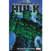 Immortal Hulk 8 - The Keeper of the Door