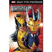 Hunt For Wolverine - Adamantium Agenda