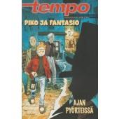 Piko ja Fantasio - Ajan pyörteissä (Tempo) (K)