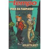 Piko ja Fantasio - Kivijättiläiset (Tempo) (K)