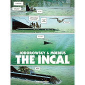 The Incal Oversized Deluxe