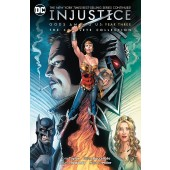 Injustice - Gods Among Us Year Three: The Complete Collection
