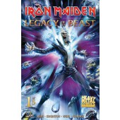 Iron Maiden - Legacy of the Beast #1