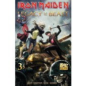 Iron Maiden - Legacy of the Beast #3