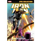Iron Man Epic Collection - War Machine