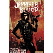 Jennifer Blood 1 - A Woman's Work Is Never Done