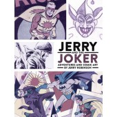Jerry and the Joker - Adventures and Comic Art by Jerry Robinson