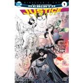 Justice League #1 Director's Cut