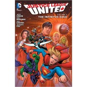 Justice League United 2 - The Infinitus Saga