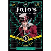 Jojo's Bizarre Adventure 1 - Phantom Blood 2