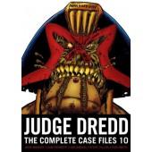 Judge Dredd - The Complete Case Files 10
