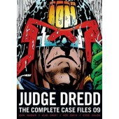 Judge Dredd - The Complete Case Files 09