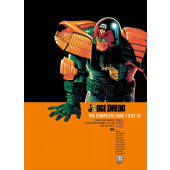 Judge Dredd - The Complete Case Files 16