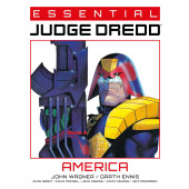 Essential Judge Dredd - America