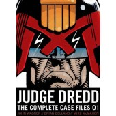 Judge Dredd - The Complete Case Files 01
