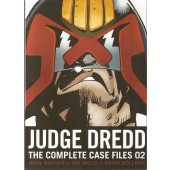 Judge Dredd - The Complete Case Files 02