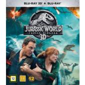 Jurassic World: Fallen Kingdom (Blu-ray 3D + Blu-ray)