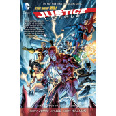 Justice League 2 - The Villain's Journey (K)