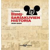 Disney-sarjakuvien historia (ENNAKKOTILAUS)
