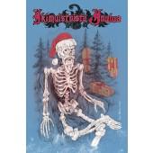 Ikimuistoista joulua -postikortti