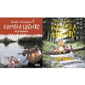 Kamala luonto - Kettujahti + Pentukirja