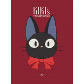 Kiki's Delivery Service - Jiji Plush Journal