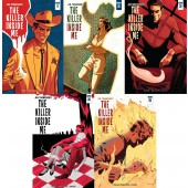 Jim Thompson's The Killer Inside Me #1-5