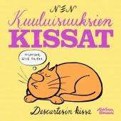 Kuuluisuuksien kissat (ENNAKKOTILAUS)