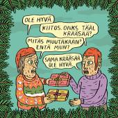 Fok_It-joulukortti - Krääsää