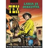 Tex Willer - Maxi-Tex 31: Lakia ja oikeutta