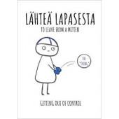 Finnish Nightmares -postikortti - Lähteä lapasesta