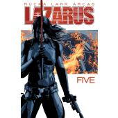 Lazarus 5 - Cull
