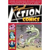 Legal Action Comics 1