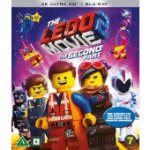 The Lego Movie - The Second Part (4K Ultra HD + Blu-ray)