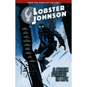 Lobster Johnson 6 - A Chain Forged in Life