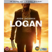 Logan (4K Ultra HD + 2 Disc Blu-ray)