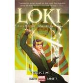 Loki, Agent of Asgard 1 - Trust Me (K)