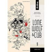 Lone Wolf & Cub Omnibus 9