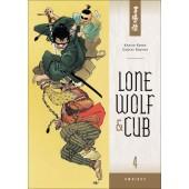 Lone Wolf & Cub Omnibus 4