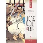 Lone Wolf & Cub Omnibus 5