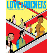 Love and Rockets #9