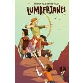 Lumberjanes 2 - Friendship to the Max