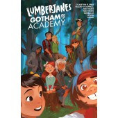 Lumberjanes/Gotham Academy 1