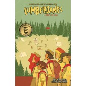 Lumberjanes 7 - A Bird's-Eye Views