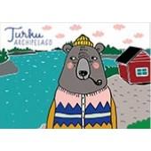 Turku-postikortti - Archipelago