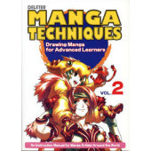 Manga Techniques 2 - Drawing Manga for Advanced Learners (K)